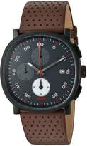 Alessi Men's AL5031 Tic15 Analog Display Analog Quartz Brown Watch