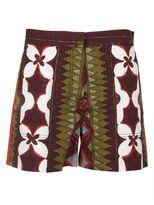 Valentino Multicolor Colorful Shorts