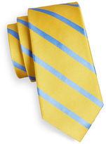 Izod Striped Silk Tie