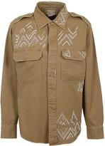 Ralph Lauren Beige Cotton Jacket