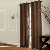 Asstd National Brand Parksquare Woven Rod-Pocket Curtain Panel