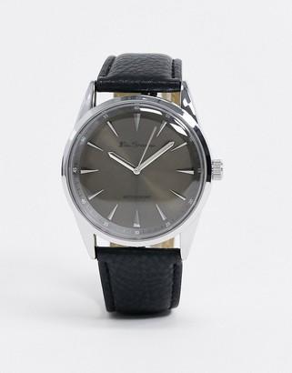 Ben Sherman classic watch in black