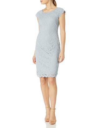 Onyx Nite Women's Cocktail Lace Dress
