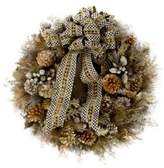 Mackenzie Childs Precious Metals Wreath