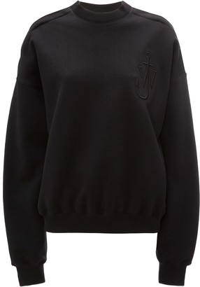 J.W.Anderson oversized cold shoulder sweatshirt