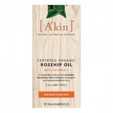 Akin A'kin Certified Organic Rosehip Oil with Vitamin C 20 mL