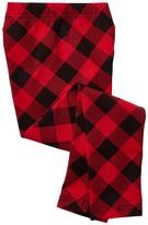 Polo Ralph Lauren Cotton Jersey Fairisle Buff Check Leggings (Toddler)