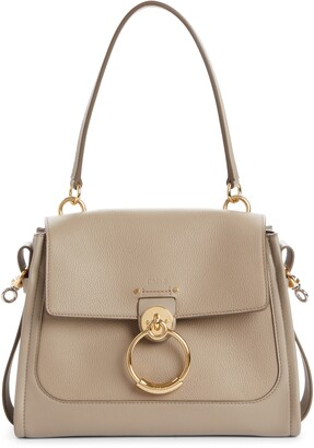 Chloé Small Tess Leather Day Bag