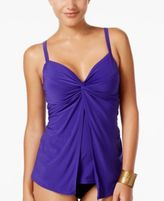 Miraclesuit Must Have Love Knot Underwire Tankini Top