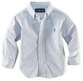 Ralph Lauren Baby Boys 9-24 Months Infant Striped Oxford Shirt