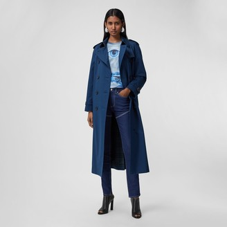 Burberry The Extra Long Waterloo Trench Coat