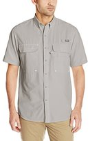 G.H. Bass Men's Short Sleeve Explorer Charter Shirt