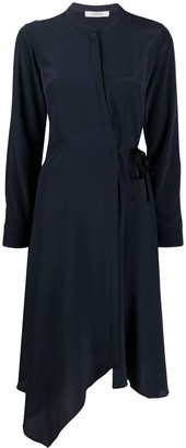 Moncler Belted Cotton Dress