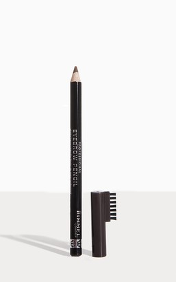 Coty Rimmel Professional Dark Brown Eyebrow Pencil