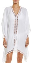 Tommy Bahama Lace Trim Tunic Swim Cover-Up