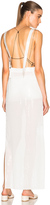 Calvin Klein Collection Gavis Evening Dress