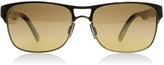 Maui Jim Hang 10 Sunglasses Bronze STGBG Polariserade 57mm