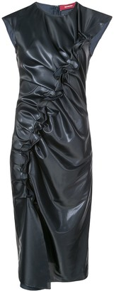 Sies Marjan Ruched Front Dress