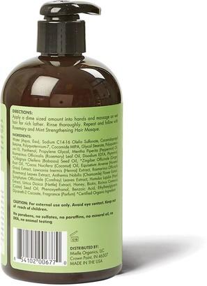 Mielle Rosemary Mint Rosemary Mint Strengthening Shampoo