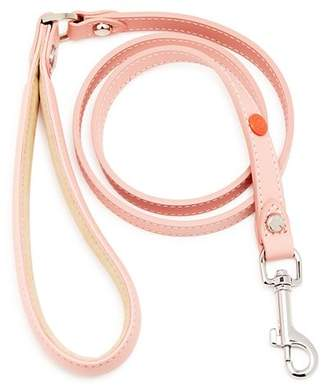 Longchamp x Clo'e Floirat Leather Dog Leash