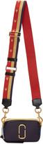 Marc Jacobs Navy Stripes & Stars Snapshot Bag
