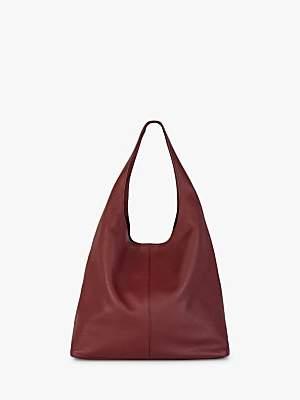 Hobbs Lula Leather Hobo Bag