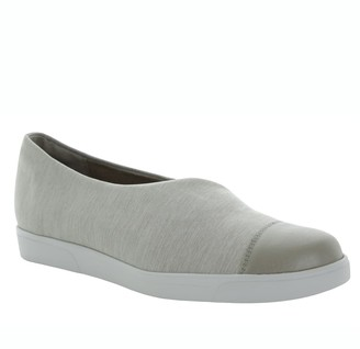 Munro American Plum Slip-On Flat - Multiple Widths Available