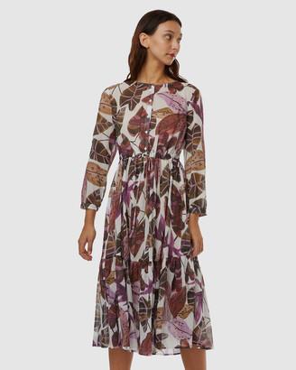 gorman Terrarium Long Dress
