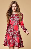 MinkPink Femme Fatale Cutout Back Dress