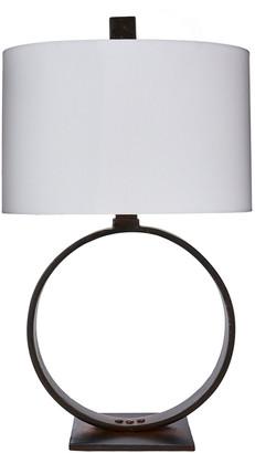 Jan Barboglio El Circulo Table Lamp