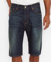 Levi's Men's 569 Loose-Fit Springstein Shorts