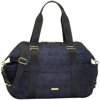 Storksak Sandy Lightweight Diaper Bag - Grey