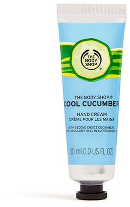 The Body Shop Limited Edition Cool Cucumber Hand Cream