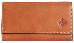 Patricia Nash Terresa Smooth Leather Wallet