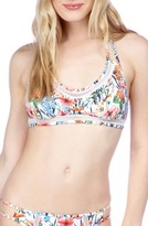 Lucky Brand Women's Lucky Garden Bikini Top