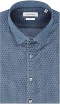 Calvin Klein Bari Denim Geo Shirt
