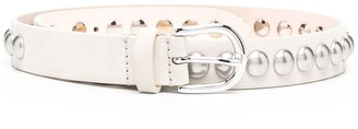 Isabel Marant Zap studded belt