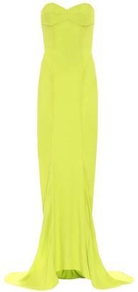 ATTICO Giorgia bustier gown