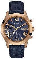 GUESS Men's Chronograph Watch Wrist Watch W0669G2