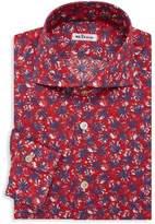 Kiton Fireworks Dress Shirt