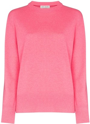 Ply Knits Crew Neck Jumper