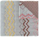 M Missoni printed scarf