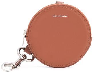 Acne Studios Keychain coin pouch