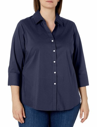 Foxcroft Women's Mary Non Iron Stretch Blouse