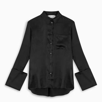 BITE Studios Black silk shirt