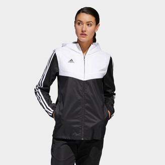 adidas Women's Soccer Tiro Windbreaker Jacket