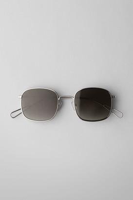 Weekday Fare Sunglasses - Black