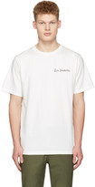Saturdays NYC Ivory les Samedis T-shirt
