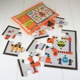Nest Robots 12 Piece Jigsaw Puzzle
