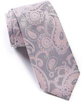 Ben Sherman William Paisley Silk Tie
